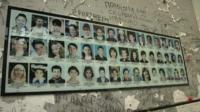 Жертвы трагедии Беслана