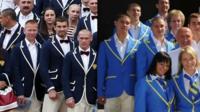 Участники Олимпийских игр