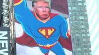 """""""Супер Трамп"""""""