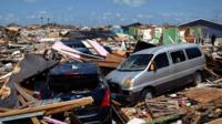 Marsh Harbour devastation