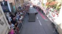 Экстремальная велогонка в Чили