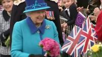 The Queen in Scotland