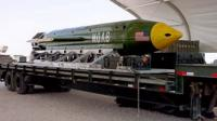 Weapon known as 'Mother of all Bombs'