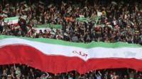 Women are not allowed into football matches in Iran. This is what happened when one woman really wanted to see her favorite team.