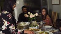 Mariyah and her family