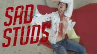 Sad Studs title card