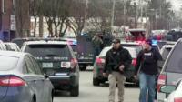 Five dead in US workplace shooting