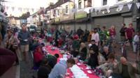 Iftar in Bristol