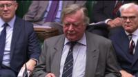 Former Conservative MP Ken Clarke