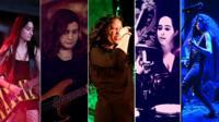 Lebanese heavy metal band Slave to Sirens