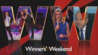 Winners' Weekend: Strictly, SPOTY & The Apprentice finals