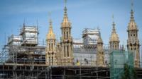 Houses of Parliament repairs