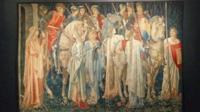 Edward Burne-Jones tapestry
