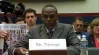 Paul Njoroge gives testimony