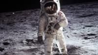 Прошло полвека с полета человека на Луну.
