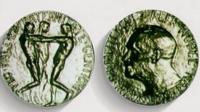 Nobel Peace Prize medals