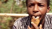 An Igbo flutist Mmaduabuchi Gerald Eze