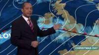 BBC weather forecaster Jay Wynne
