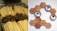 This Canadian company is transforming used chopsticks into housewares