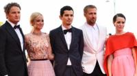 Stars arrive for the Venice Film Festival.