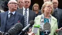Julie Hambleton, sister of Birmingham pub bombings victim Maxine Hambleton