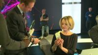 Behind-the-scenes at the BBC Elections