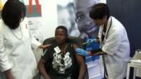 Участник испытания вакцины