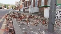 Folkestone earthquake aftermath
