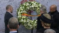 Венок в память о погибших