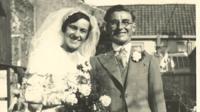 Joe Tierney's wedding day