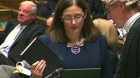 Caroline Johnson in the House of Commons