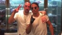 Ribery and Gokce