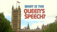 What is the Queen's speech