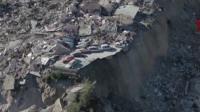 Italy quake damage