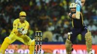 Kolkata Knight Riders batsman