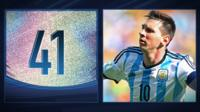 World Cup countdown: Messi's last-minute stunner - 2014