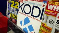 The Complete Guide to Kodi on a newsstand
