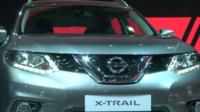 Nissan's hybrid car