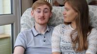Jeff and Jacky, a couple who are being affected by Brexit