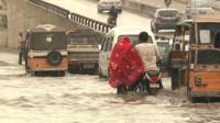 Floods in Karachi, Pakistan