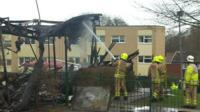 Cwmbran fire
