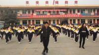 Dancing head teacher