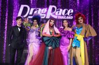 Thailand has become the first country outside the US to air its own version of RuPaul's Drag Race. We talk to one of the hosts and famous drag queen Pangina Heals.