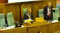 Councillor proposing