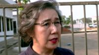UN special rapporteur for human rights in Myanmar, Yanghee Lee