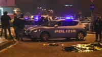 Анис Амри был застрелен полицией в Милане