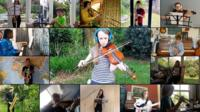 Dorset virtual youth orchestra