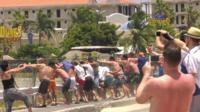 A perigosa atração turística que matou uma turista em ilha caribenha