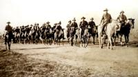 WWI soldiers in East Africa