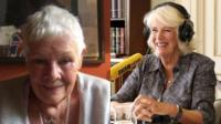 The Duchess of Cornwall and Dame Judi Dench share their experiences of the past few months.
